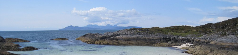 Volunteer on Eigg